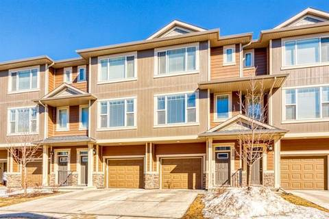 Townhouse for sale at 508 Panatella Walk/walkway Northwest Calgary Alberta - MLS: C4233961
