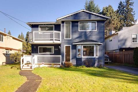 House for sale at 508 21st St W North Vancouver British Columbia - MLS: R2445836