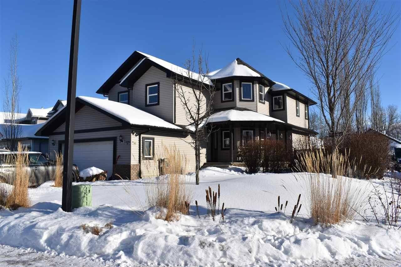 House for sale at 508 Westerra Blvd Stony Plain Alberta - MLS: E4186658