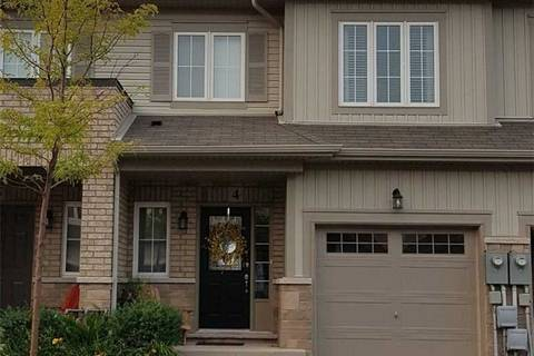Townhouse for sale at 5084 Alyssa Dr Lincoln Ontario - MLS: X4420387