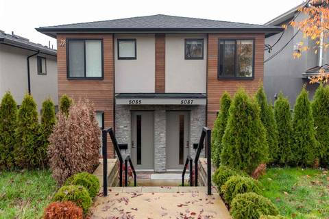 Townhouse for sale at 5087 Dominion St Burnaby British Columbia - MLS: R2361523