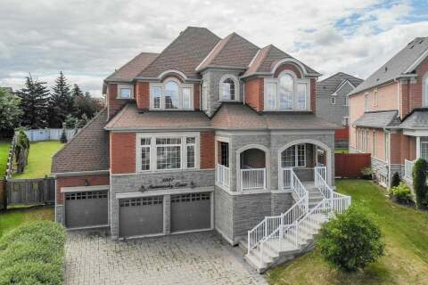 House for sale at 5087 Summersky Ct Mississauga Ontario - MLS: W4806922