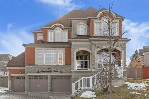 House for sale at 5087 Summersky Ct Mississauga Ontario - MLS: W4707694