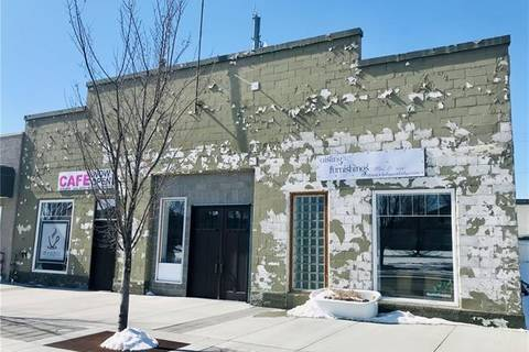 Commercial property for sale at 509 1 St Southwest High River Alberta - MLS: C4292134
