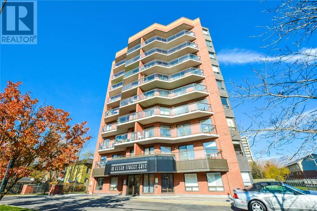 Condo for sale at 10 Ellen St East Unit 509 Kitchener Ontario - MLS: 30760213