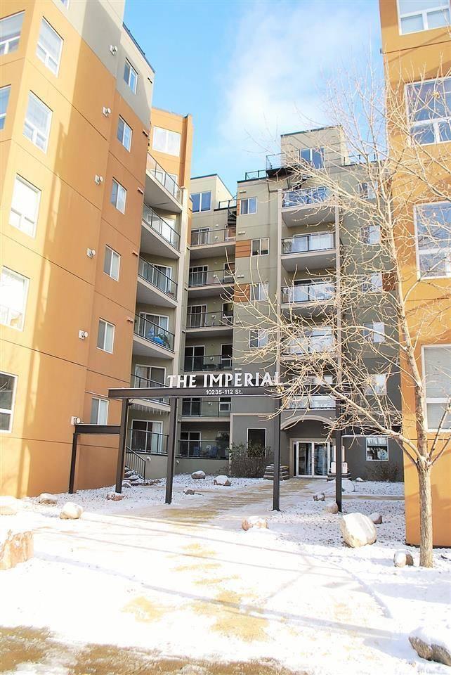 Buliding: 10235 112 Street Northwest, Edmonton, AB