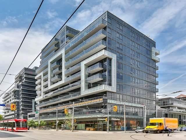 Sold: 509 - 1030 King Street West, Toronto, ON