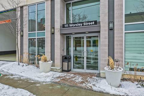 Condo for sale at 111 Worsley St Unit 509 Barrie Ontario - MLS: S4688522