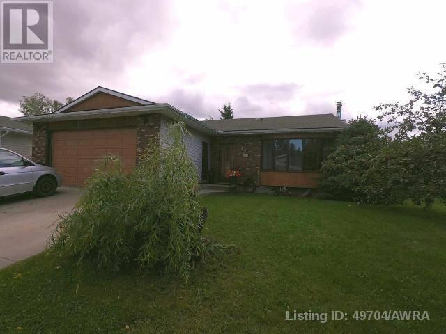 House for sale at 509 13 Ave Se Slave Lake Alberta - MLS: 49704