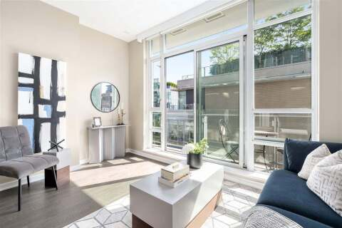 Condo for sale at 1616 Columbia St Unit 509 Vancouver British Columbia - MLS: R2490987