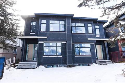 Townhouse for sale at 509 24 Ave Northeast Calgary Alberta - MLS: C4233177