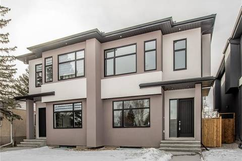 Townhouse for sale at 509 24 Ave Northeast Calgary Alberta - MLS: C4279746