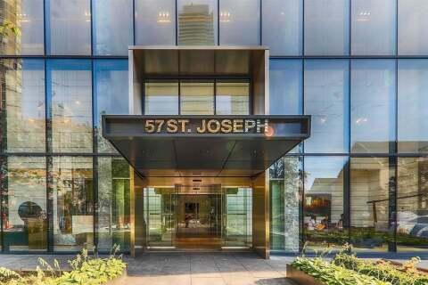 Apartment for rent at 57 St Joseph St Unit 509 Toronto Ontario - MLS: C4869194