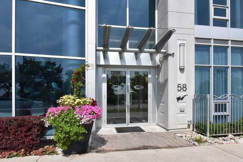 Condo for sale at 58 Marine Parade Dr Unit 509 Toronto Ontario - MLS: W4519708