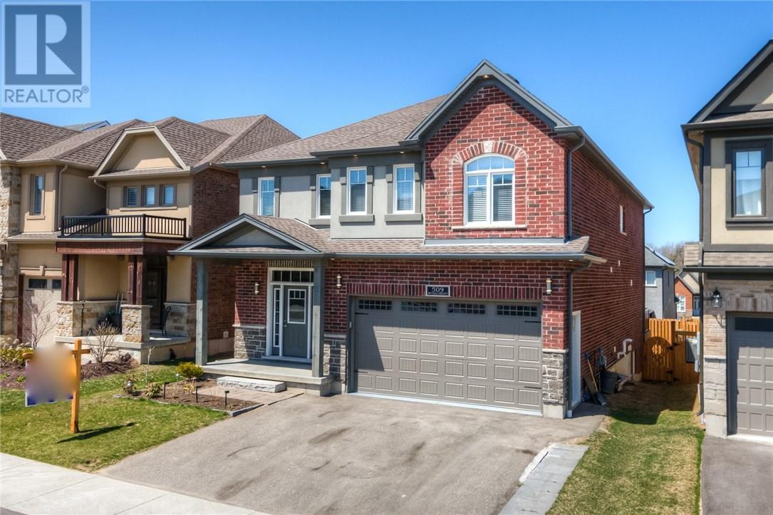 Sold: 509 Brittania Crescent, Kitchener, ON