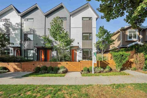 Townhouse for sale at 509 44th Ave E Vancouver British Columbia - MLS: R2520208