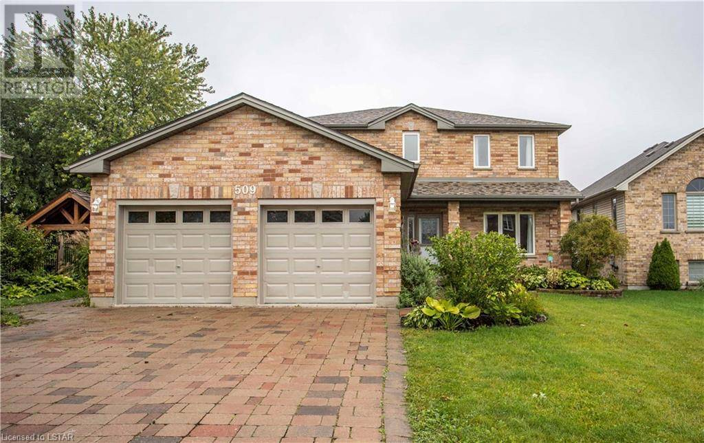 House for sale at 509 Harris Circ Strathroy-caradoc Ontario - MLS: 226369