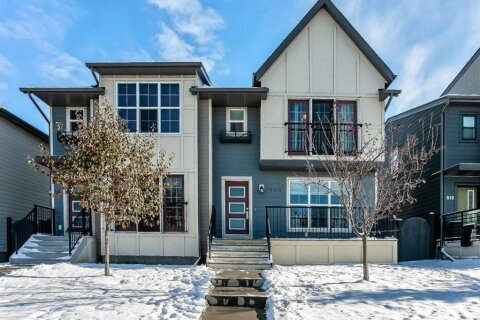 Townhouse for sale at 509 Walden Dr SE Calgary Alberta - MLS: A1043308