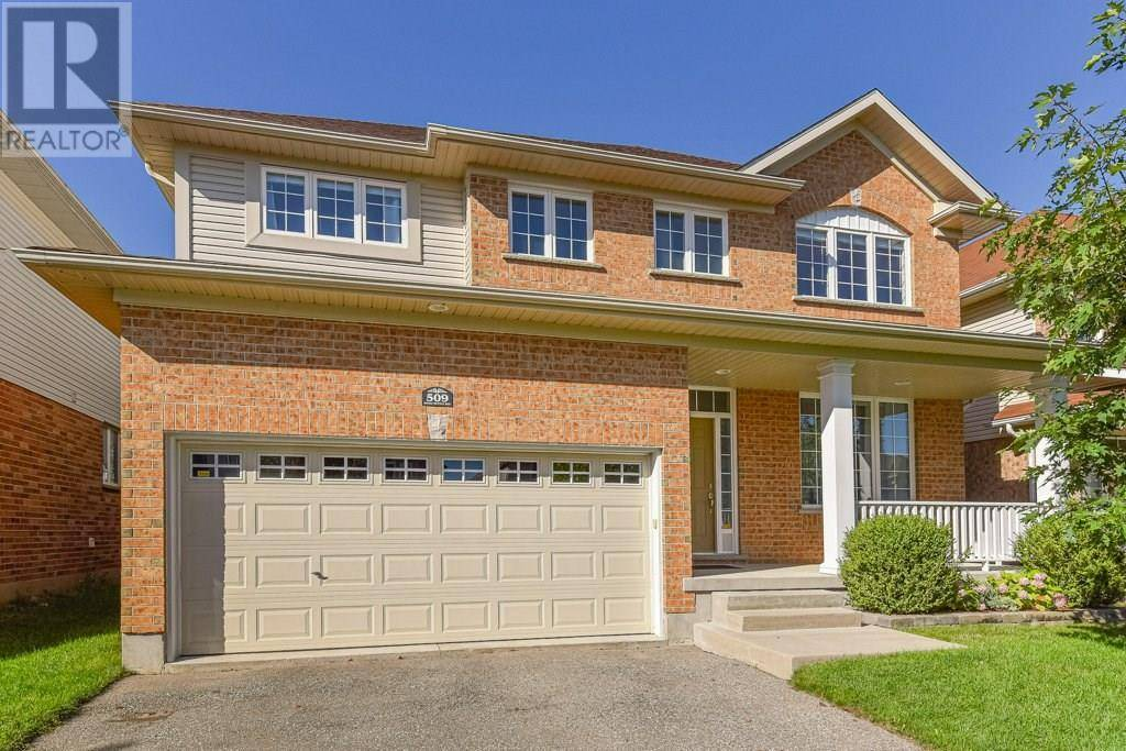 House for sale at 509 Wood Nettle Wy Waterloo Ontario - MLS: 30768459