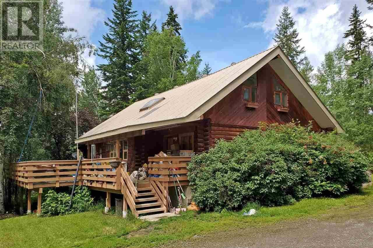 House for sale at 5092 Quesnel-hixon Rd Quesnel British Columbia - MLS: R2473310