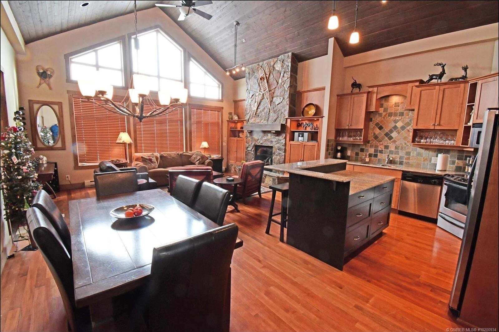 Condo for sale at 5095 Snowbird Wy Big White British Columbia - MLS: 10200934