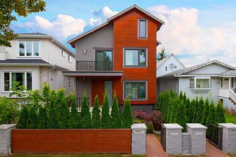 Townhouse for sale at 5097 Moss St Vancouver British Columbia - MLS: R2487111