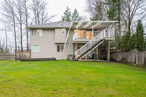 House for sale at 50996 Yale Rd Rosedale British Columbia - MLS: R2438032