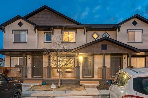 Townhouse for sale at 105 Drake Landing Common Unit 51 Okotoks Alberta - MLS: C4285086