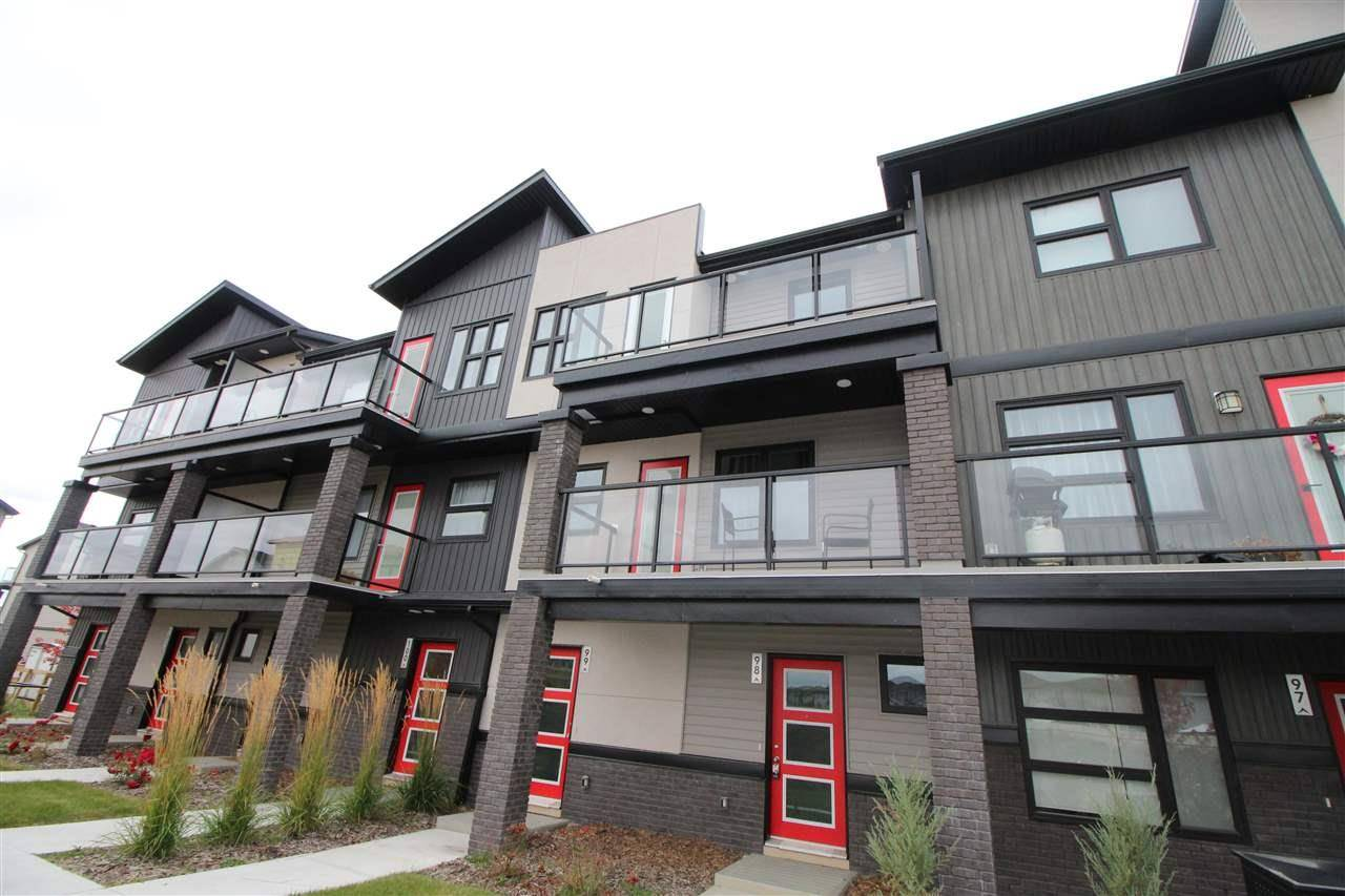 Townhouse for sale at 1203 163 St Sw Unit 51 Edmonton Alberta - MLS: E4177993