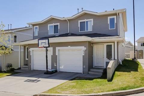 Townhouse for sale at 130 Hyndman Cres Nw Unit 51 Edmonton Alberta - MLS: E4152922