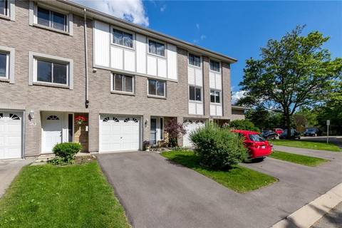 Townhouse for sale at 145 Rice Ave Unit 51 Hamilton Ontario - MLS: H4057534
