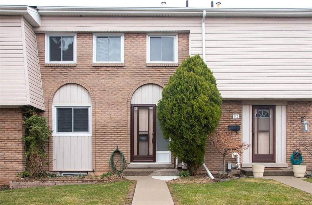 Townhouse for sale at 151 Gateshead Cres Unit 51 Stoney Creek Ontario - MLS: H4075869