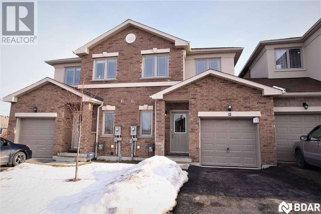 Townhouse for sale at 175 Stanley St Unit 51 Barrie Ontario - MLS: 30782744
