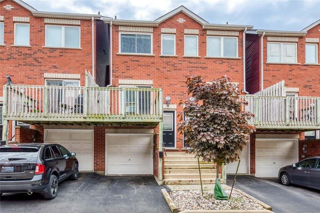 Townhouse for rent at 1751 Lampman Ave Unit 51 Burlington Ontario - MLS: H4079366