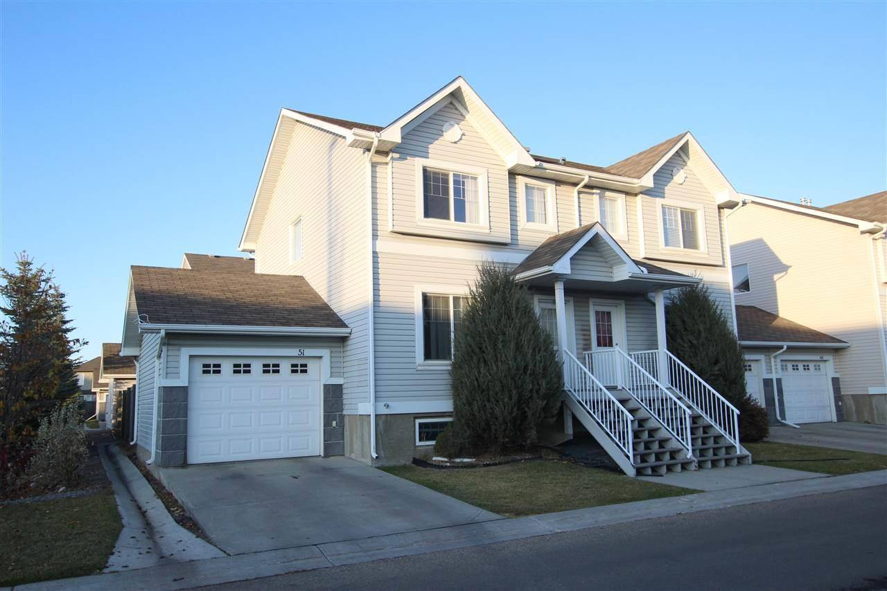 Townhouse for sale at 2503 24 St Nw Unit 51 Edmonton Alberta - MLS: E4177903