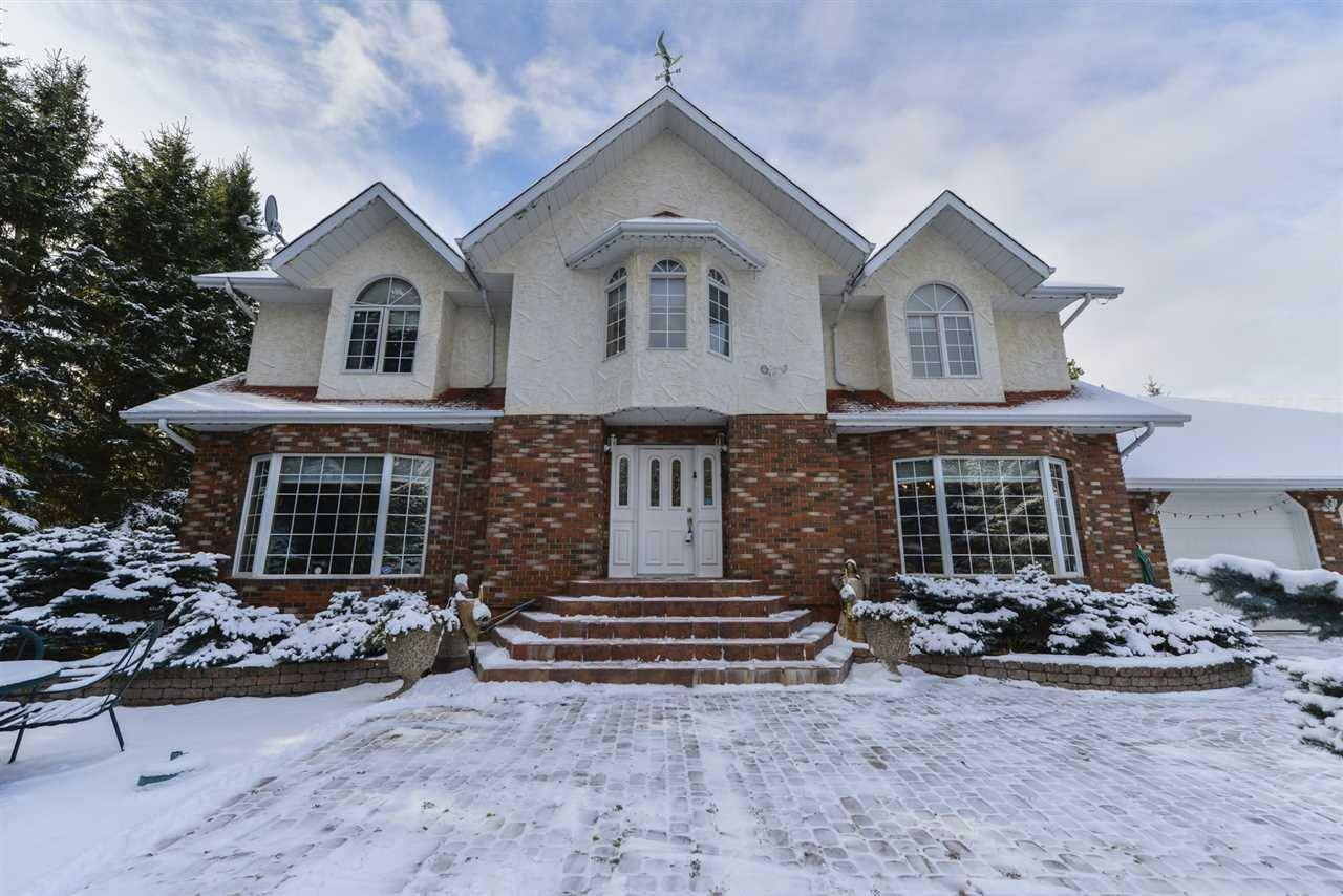 51 - 25507 Twp Road, Rural Parkland County | Image 1