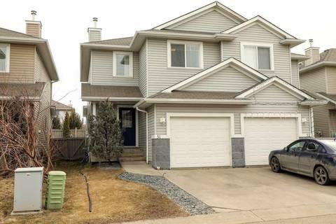 Townhouse for sale at 287 Macewan Rd Sw Unit 51 Edmonton Alberta - MLS: E4153254