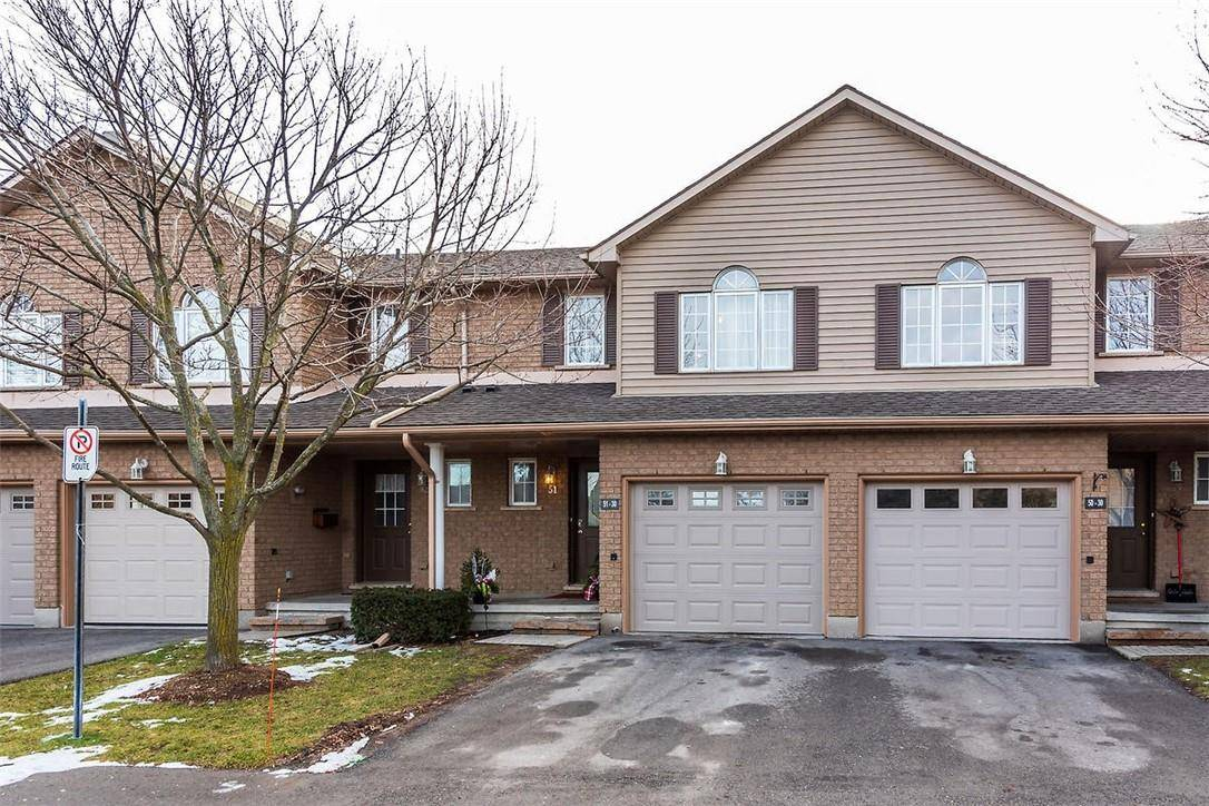 Townhouse for sale at 30 Braemar Ave Unit 51 Caledonia Ontario - MLS: H4071188