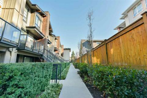 Townhouse for sale at 3728 Thurston St Unit 51 Burnaby British Columbia - MLS: R2353773