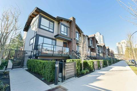 Townhouse for sale at 3728 Thurston St Unit 51 Burnaby British Columbia - MLS: R2408469