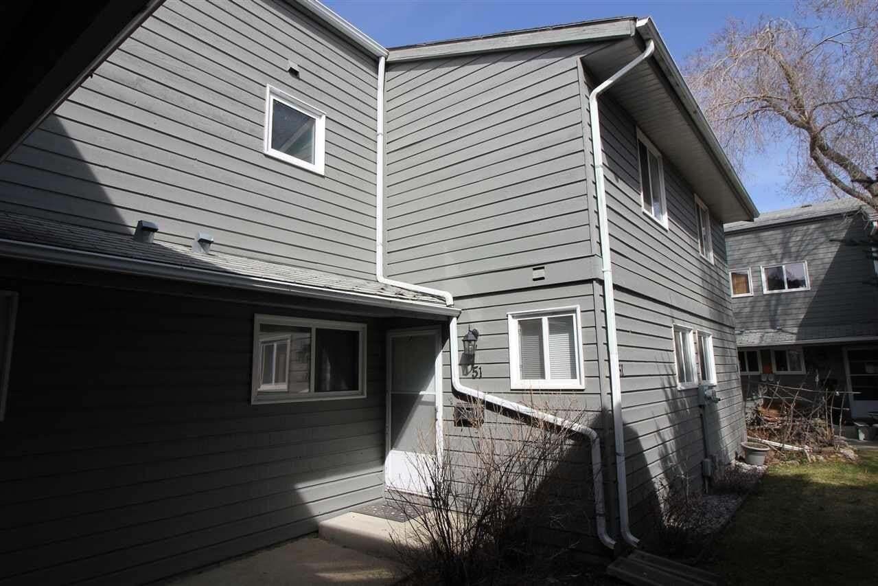 Townhouse for sale at 4610 17 Av NW Unit 51 Edmonton Alberta - MLS: E4185495