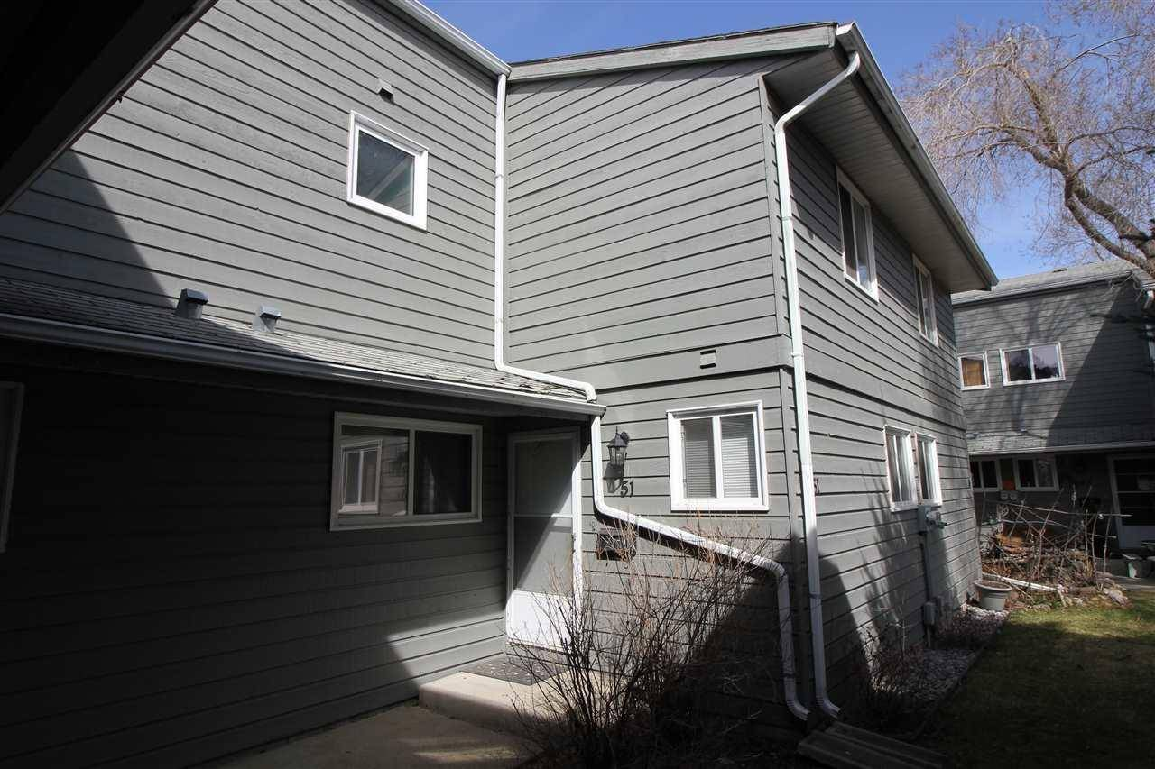 Townhouse for sale at 4610 17 Ave Nw Unit 51 Edmonton Alberta - MLS: E4185495