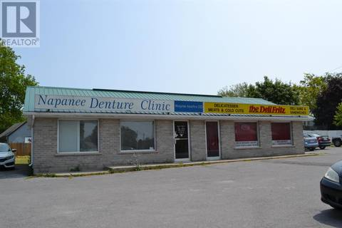 Commercial property for sale at 51 Centre Street  Unit 51-53 Greater Napanee Ontario - MLS: K19004655