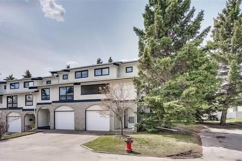 Townhouse for sale at 5400 Dalhousie Dr Northwest Unit 51 Calgary Alberta - MLS: C4244379