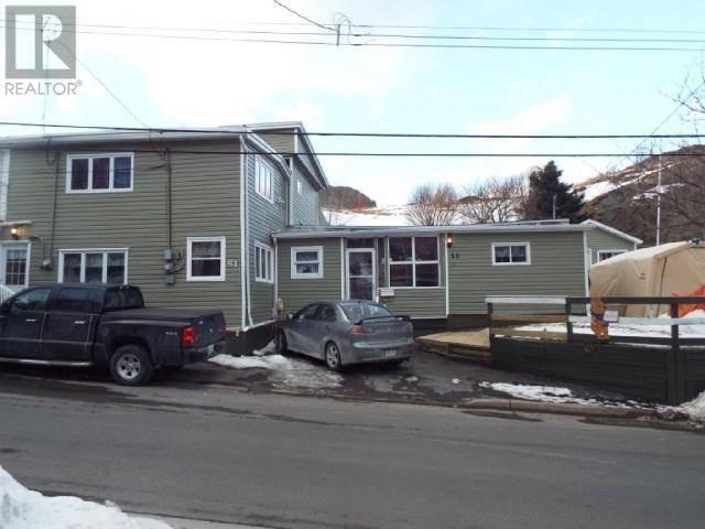 House for sale at 51 Quidi Vidi Village Rd St. John's Newfoundland - MLS: 1209883