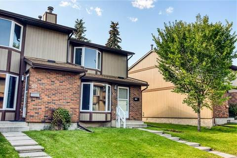 Townhouse for sale at 6103 Madigan Dr Northeast Unit 51 Calgary Alberta - MLS: C4266090