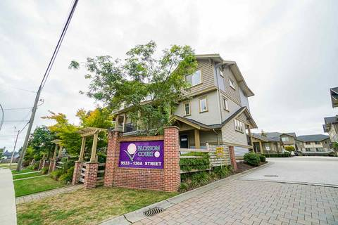Townhouse for sale at 9533 130a St Unit 51 Surrey British Columbia - MLS: R2403441