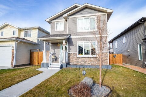 House for sale at 51 Almond  Cres Blackfalds Alberta - MLS: A1046181