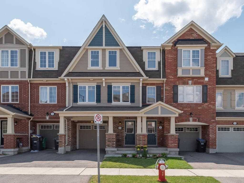 Townhouse for sale at 51 Ariel Rd Brampton Ontario - MLS: W4525457