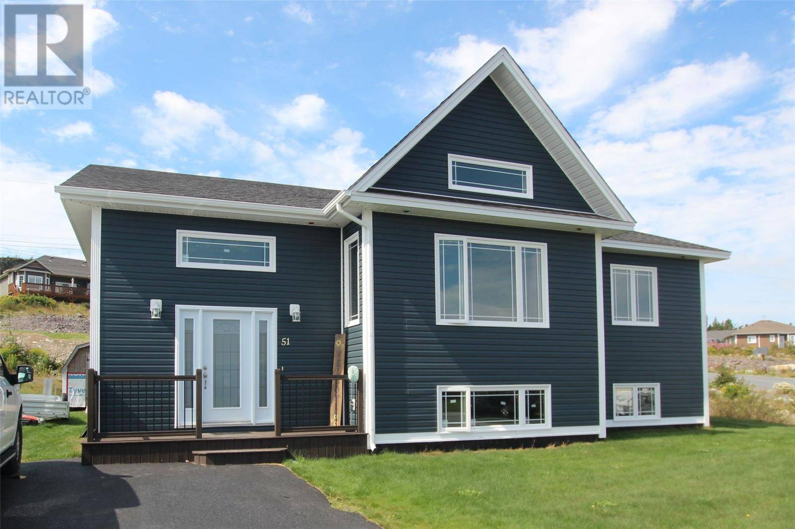 House for sale at 51 Badcock Blvd Bay Roberts Newfoundland - MLS: 1161848